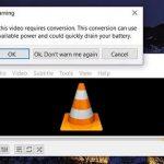 Use VLC with Chromecast