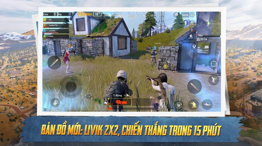 PUBG Mobile VN on PC